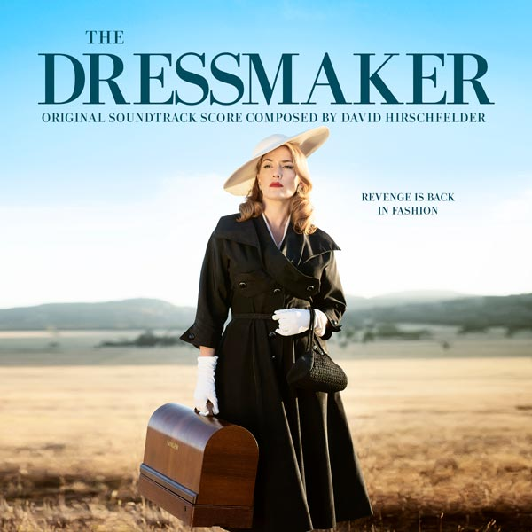 The Dressmaker Soundtrack Artwork