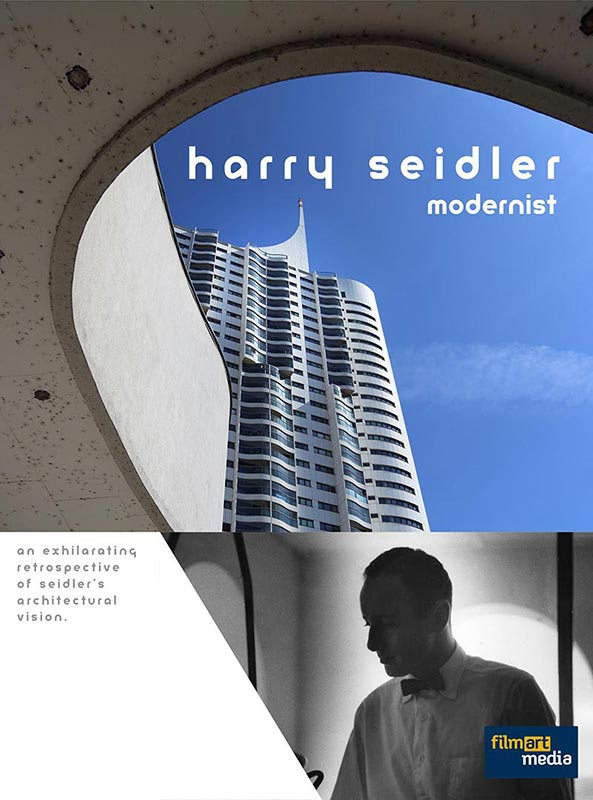 Harry Seidler: Modernist – Premieres Announced
