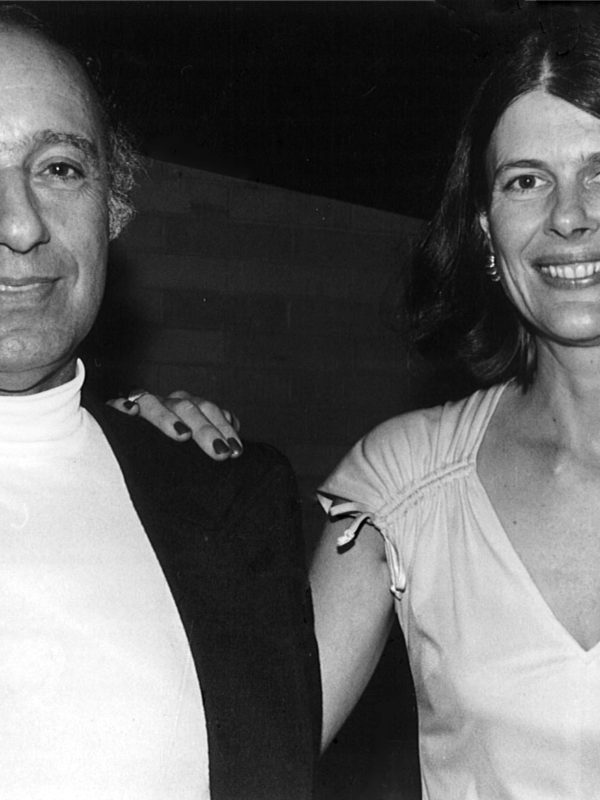Harry and Penelope Seidler 1978