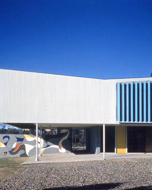 Marcus Seidler House, Wahroonga Sydney 1953