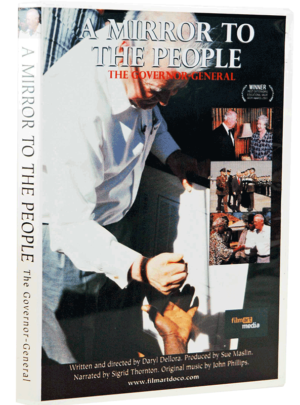A Mirror to the People DVD Cover