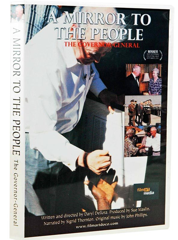 A Mirror to the People: The Governor General