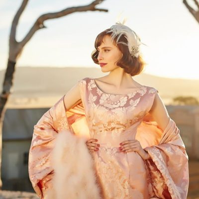 Costume Design Still from The Dressmaker