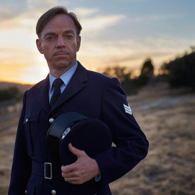 Hugo Weaving in The Dressmaker