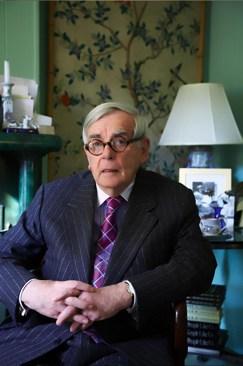 Celebrity: Dominick Dunne - YouTube