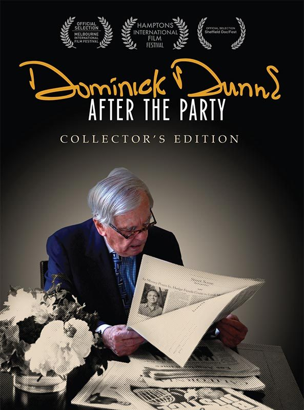 Dominick Dunne: After the Party DVD cover