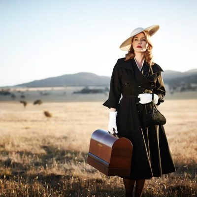 The Dressmaker - first look at Kate Winslet
