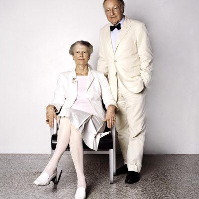 Harry Seidler & Penelope Seidler