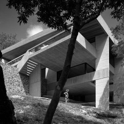 Harry & Penelope Seidler House