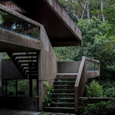 Harry & Penlope Seidler House, Killara Sydney