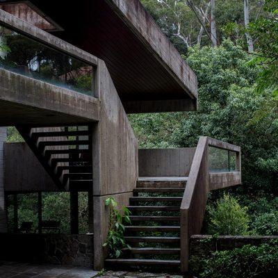 Harry & Penlope Seidler House, Killara Sydney