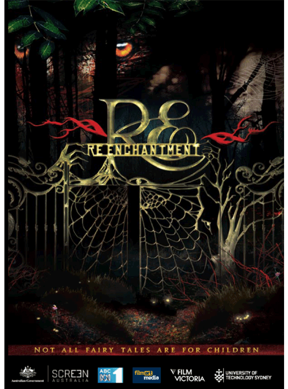 Re-enchantment DVD cover