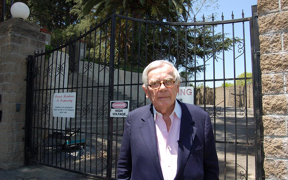 Dominick Dunne Celebrity | TV Guide