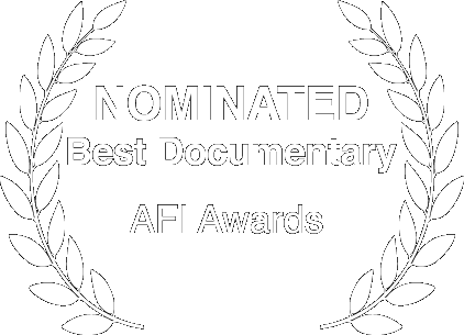 Nominated for Best Documentary at AFI Awards - Mr Neal is Entitled to be an Agitator