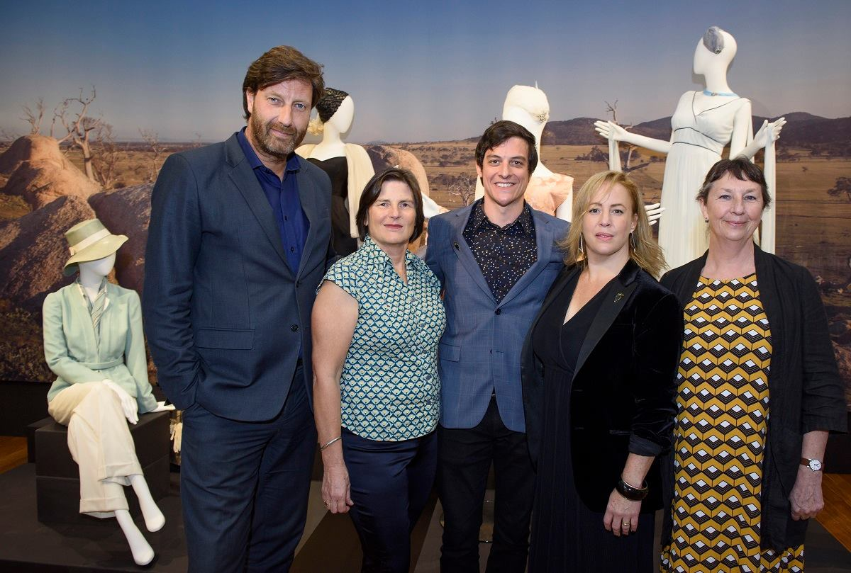 Costumes from The Dressmaker find a new home at Canberra's National Film & Sound Archive